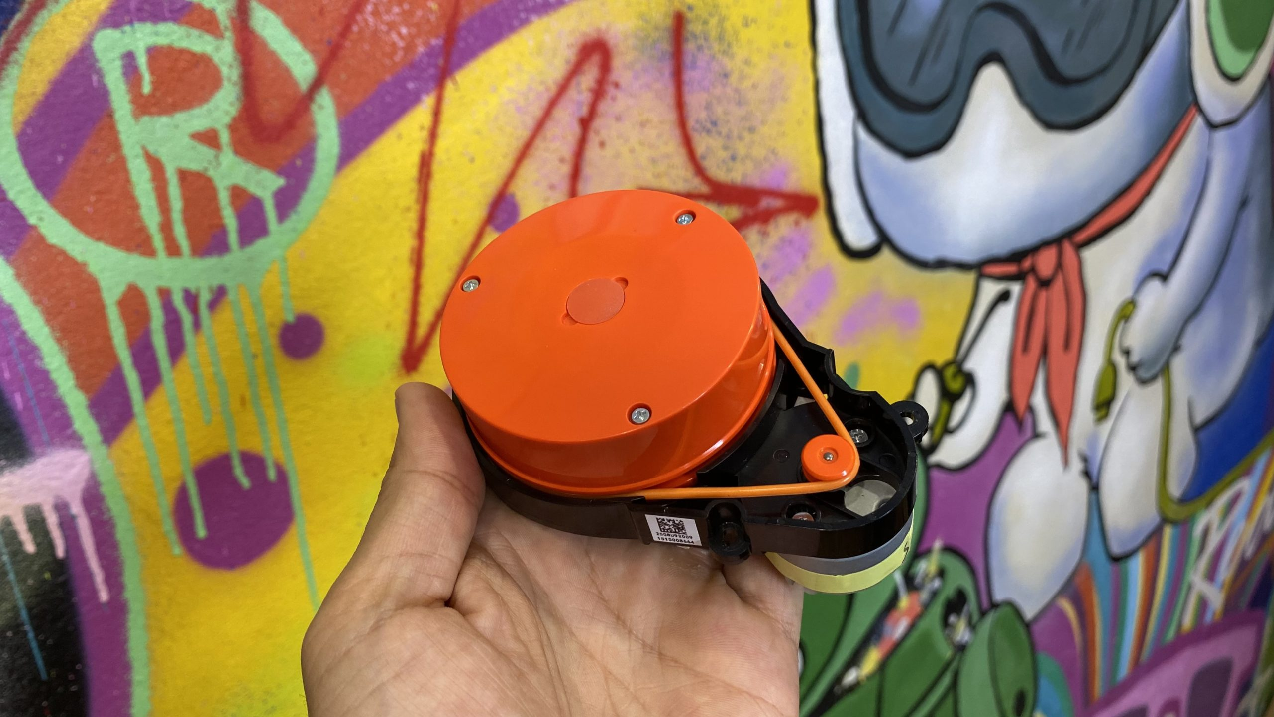 Лазерный дальномер (лидар) Xiaomi Mi Roborock S6 Pure