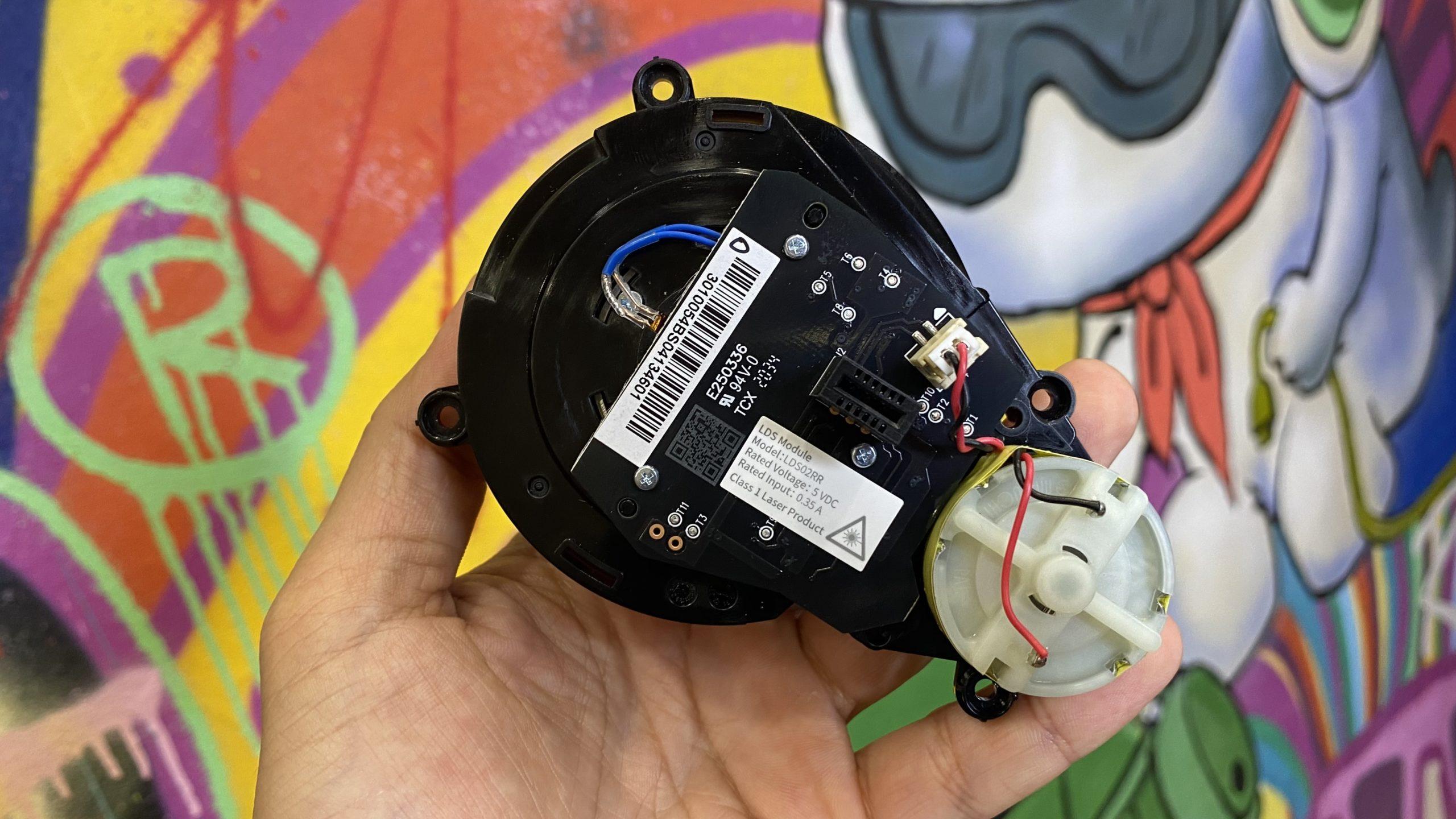 Лазерные дальномеры (Лидар) для пылесоса Xiaomi