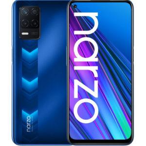 Смартфон Realme Narzo 30 5G 4/128GB Синий