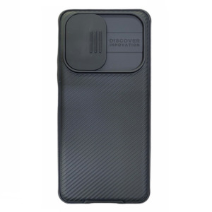 Чехол Nillkin Xiaomi Poco F3 / Mi 11i Slide Cover Black