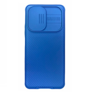 Чехол Nillkin Xiaomi Poco F3 / Mi 11i Slide Cover Blue
