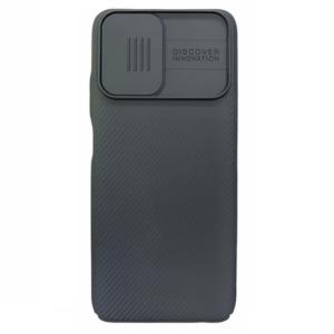 Чехол Nillkin Xiaomi Redmi Note 10 Slide Cover Black