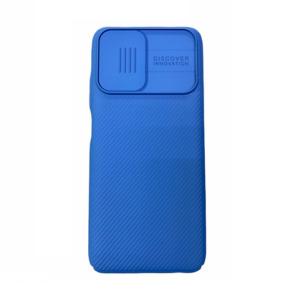 Чехол Nillkin Xiaomi Redmi Note 10 Slide Cover Blue