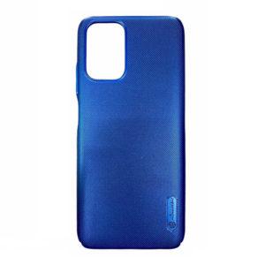 Чехол Nillkin Xiaomi Redmi Note 10 Super Frosted Blue