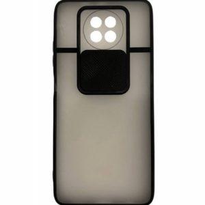 Чехол силикон Xiaomi Redmi Note 9t с защитой камеры