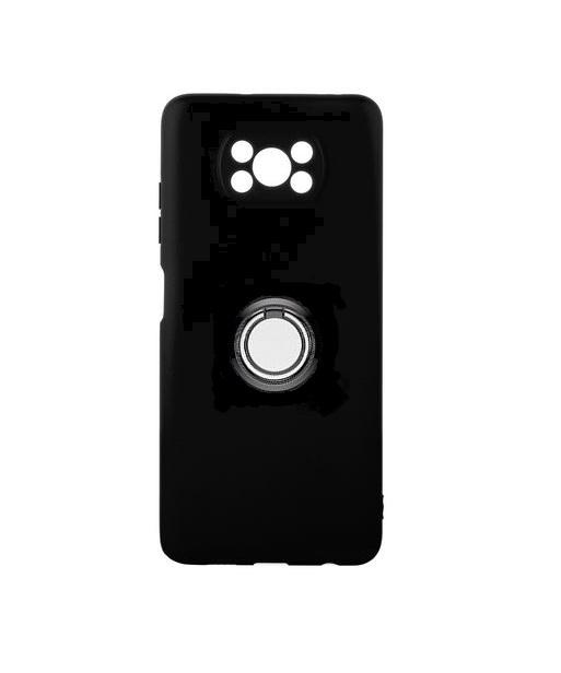 Чехол Slim с кольцом Xiaomi Poco X3