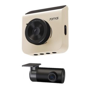 Видеорегистратор Xiaomi 70mai Dash Cam A400+Rear cam Ivory