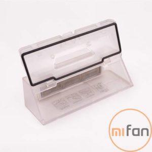 Контейнер для пыли Xiaomi Mi Robot Vacuum-Mop P / Mijia LDS / Viomi V2 Pro / V3 / SE (деталь с разбора)