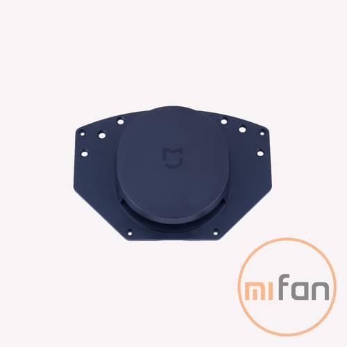 Крышка лазерного дальномера Xiaomi Mi Robot Vacuum-Mop P (Mijia LDS) Viomi V2 / V2 Pro / V3 (деталь с разбора) черный