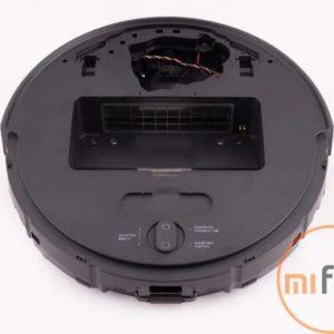 Корпус (средняя часть) Xiaomi Mi Robot Vacuum-Mop P (Mijia LDS) (деталь с разбора) черный