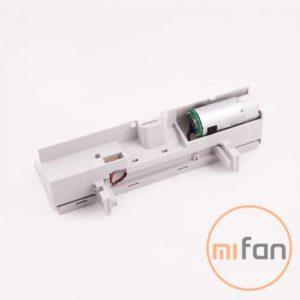 Двигатель в корпусе для турбо щетки Xiaomi Mi Robot Vacuum-Mop SKV4093GL / Mijia 1C STYTJ01ZHM / Dream F9 (деталь с разбора)
