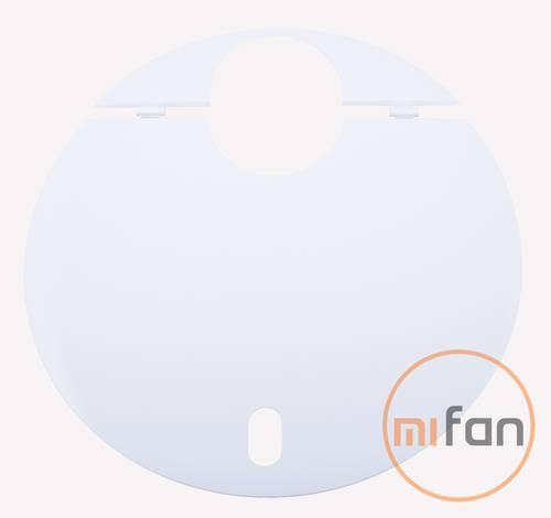 Верхняя крышка Xiaomi Mi Robot Vacuum-Mop P (Mijia LDS) (белый)