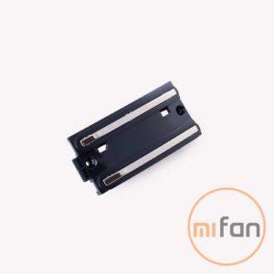 Контактная группа к док-станции Xiaomi Mi Robot Vacuum-Mop P (Mijia LDS) черный