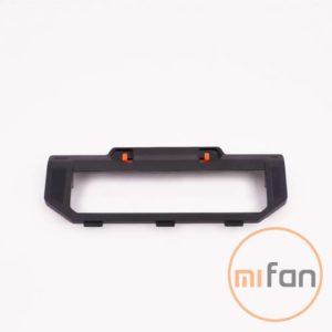 Крышка отсека турбо щетки Xiaomi Mi Robot Vacuum-Mop P / Mijia LDS / Viomi V2 Pro (деталь с разбора) черный