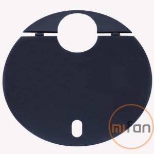 Верхняя крышка Xiaomi Mi Robot Vacuum-Mop P (Mijia LDS) (деталь с разбора) черный