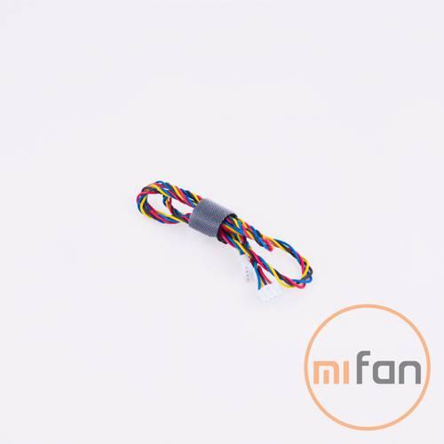 Шлейф подключения вентилятора двигателя Xiaomi Mi Robot Vacuum-Mop P / Mijia LDS / Viomi V2 Pro