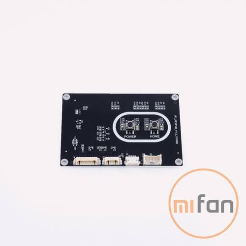 Модуль кнопок управления Xiaomi Robot Vacuum-Mop Essential SKV4136GL (Mijia G1)
