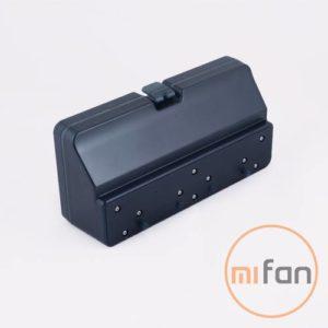 Контейнер для пыли и резервуар воды 2в1 Xiaomi Mi Robot Vacuum-Mop P / Mijia LDS / Viomi V2 Pro / V3 / SE (деталь с разбора)