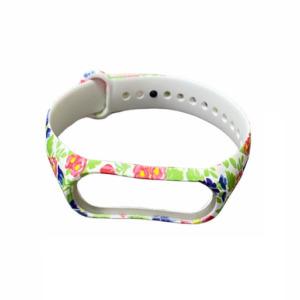 Ремешок Xiaomi Mi Band 3/4 flowers