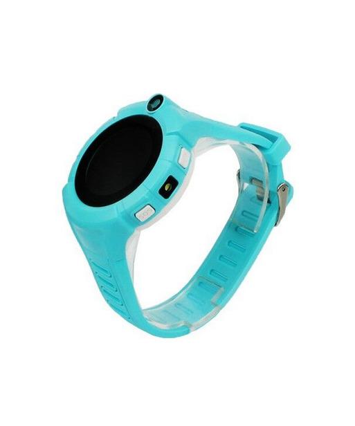 Умные часы c GPS S02 Blue